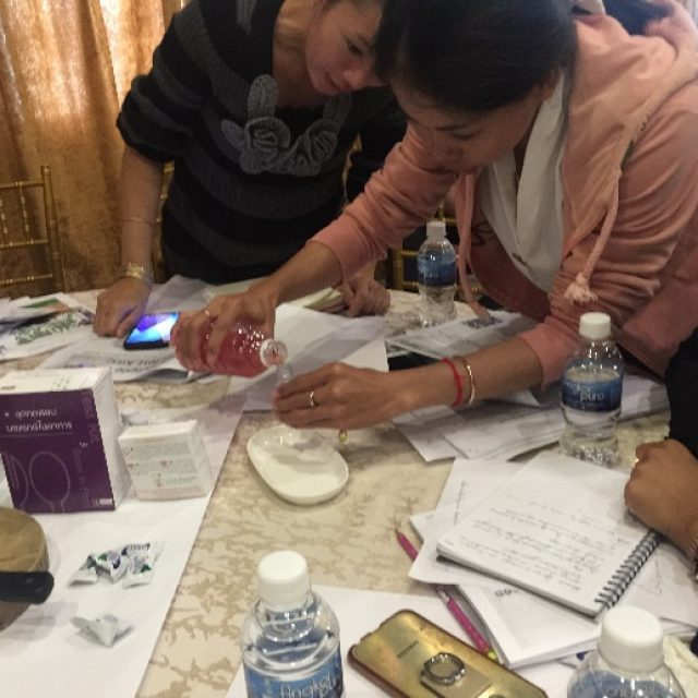 Workshop on Pesticide Residues and Test Kits for Food Safety, 19 December, 2017, Phnom Penh, Cambodia