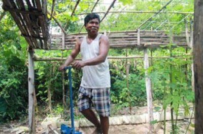 A model farmer for agro-ecology