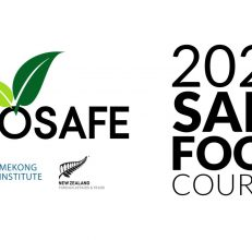 MEKONG INSTITUTE OPENS APPLICATIONS TO 2020 SAFE FOOD COURSES