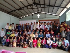 Highland Seed Banking Workshop, 25-27 February 2019, Myanmar