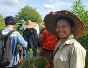 Another way of farming is possible: Focus on some innovative young organic farmers in the Mekong Region