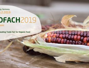 The organic trade meets at the organic exhibition in Nuremberg, Germany, 13 – 16 February 2019