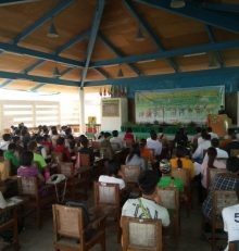 Farmers Forum on Agro-Ecological Practices and Food Sovereignty, March 22-23, 2019, Myanmar