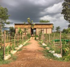 Green Shoots Foundation & CIDO Agritech Centre,  North West Cambodia