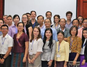 ALiSEA 1st Annual General Meeting in Laos, Vientiane, 24-25 July 2017