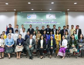 Regional Media Training on Communicating Food Safety, July 29 to August 2, Khon Kaen, Thailand