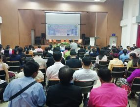 The meeting of SSWG Farmers and Agribusiness, 25th March 2019, Lao PDR