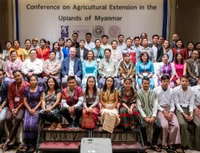 MIID – Conference on Agricultural Extension in the Uplands of Myanmar, 20th of November 2018, Myanmar