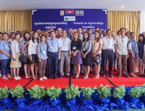 1st national multi-stakeholder workshop addressing Agroecological Transition in Cambodia