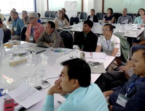 ALiSEA National thematic workshop: What performance indicators for assessing agroecology impacts? Vientiane, Lao PDR, November 2016