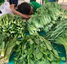 Support local farmers markets, support farmers for food security