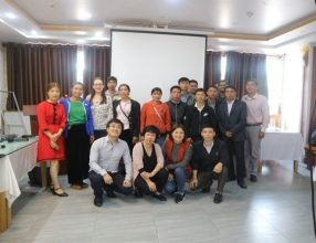 WORKSHOP ON APPLYING PESTICIDE AND CHEMICAL FERTILIZER USE IN LAI CHAU PROVINCE, Vietnam